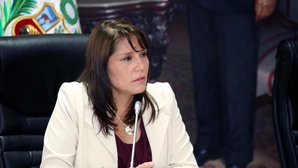Mulder también cuestionó la posible elección de Paola Bustamante en el Ministerio de Desarrollo e Inclusión Social.