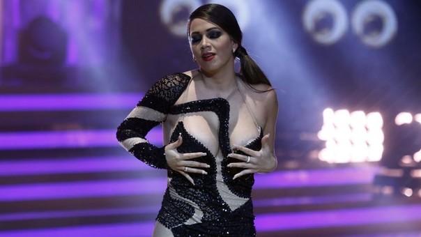 Melissa Klug pasó a la final de El Gran Show