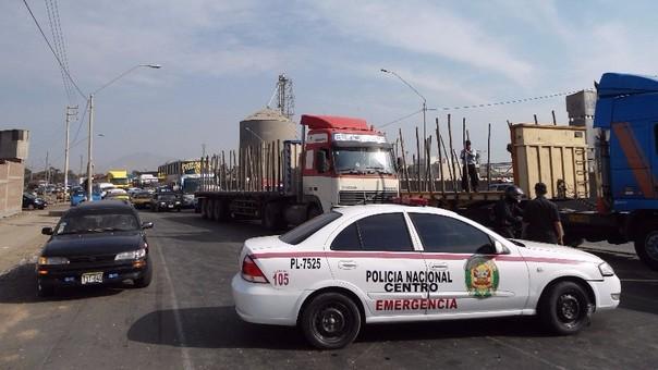 Realizan operativos ante eventuales asaltos por Fiestas Patrias en La Libertad