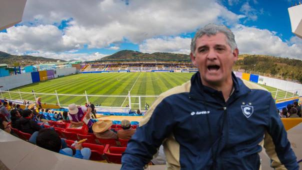 El técnico Mario Viera llegará a Cutervo el próximo miércoles