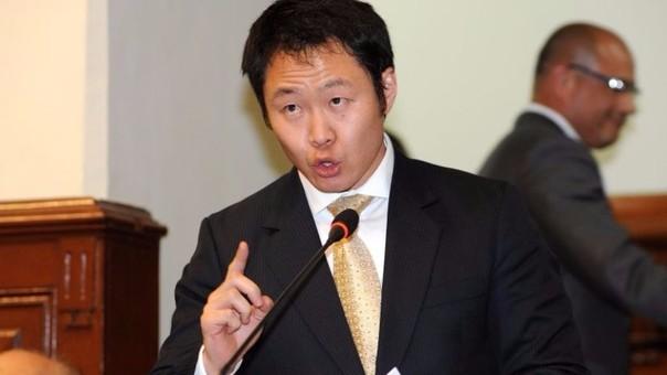 Kenji Fujimori fue reelecto para el nuevo Congreso como el congresista más cotado. Sin embargo, estuvo ausente durante la campaña de su hermana en la segunda vuelta.