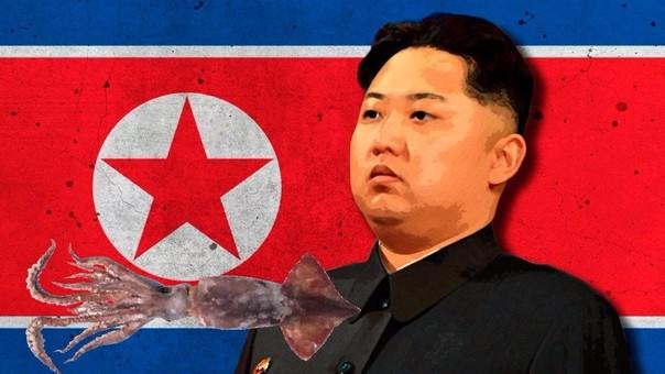 La pesca signfica el 100% de exportaciones a Corea del Norte.