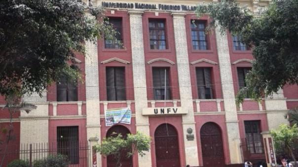 Sede de la Universidad Nacional Federico Villareal