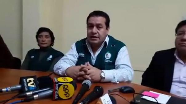 Senasa anuncia el plan de prevención del Antrax en Cajamarca