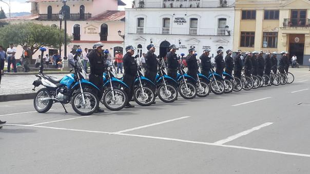 Escuadrón de Serenazgo patrullará calles de Cajamarca