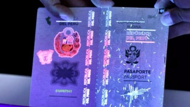 Se entregaron más de 40 mil pasaportes biométricos en Perú