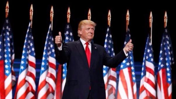 Donald Trump ya es oficialmente el candidato republicano a la presidencia de los Estados Unidos
