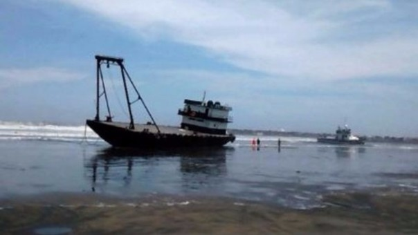 Trujillo: reabren puerto de Salaverry tras oleaje irregular