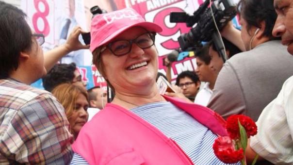 Nancy Lange de Kuczynski