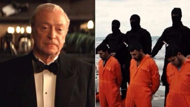 Michael Caine tuvo que cambiar de nombre como fruto indirecto de los atentados del Estado Islámico.