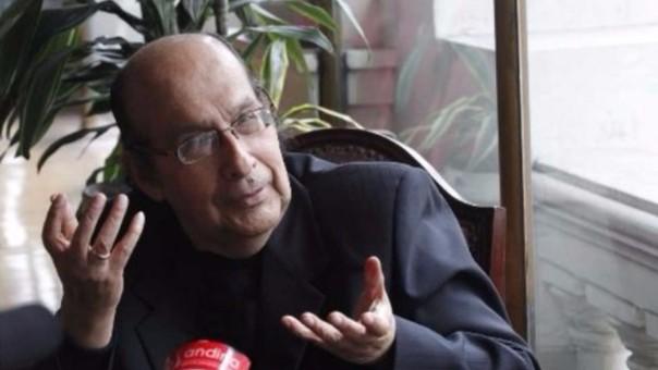 Miguel Gutiérrez, autor de La violencia del tiempo