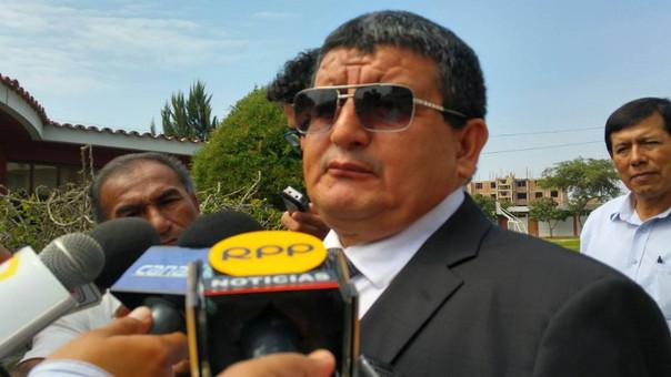 gobernador de Lambayeque