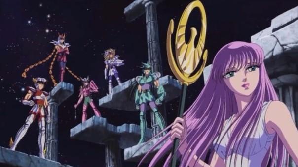 Athena y sus guardianes