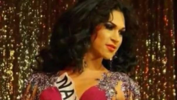 Paulett González, la joven transexual que apareció brutalmente asesinada.