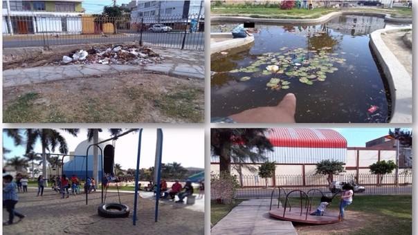 Parque Infantil Chiclayo