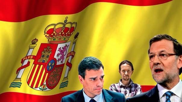 Marioano Rajoy y Pedro Sánchez no llegaron a un acuerdo para gobernar España, mientras que Pablo Iglesias se mantiene como el tercero en discordia.