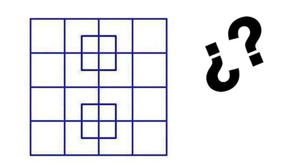 La imagen de los cuadrados