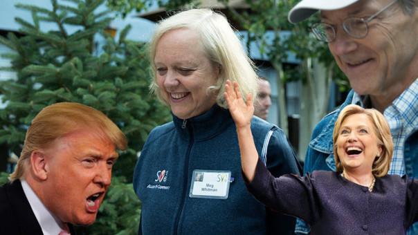 Donald Trump sigue sumando anticuerpos: otro republicano votará por Hillary Clinton