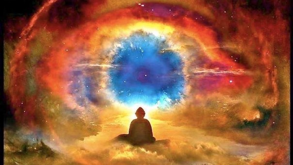 Budha meditando