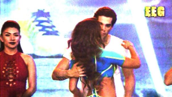 Melissa Carrera y Guty Carrera