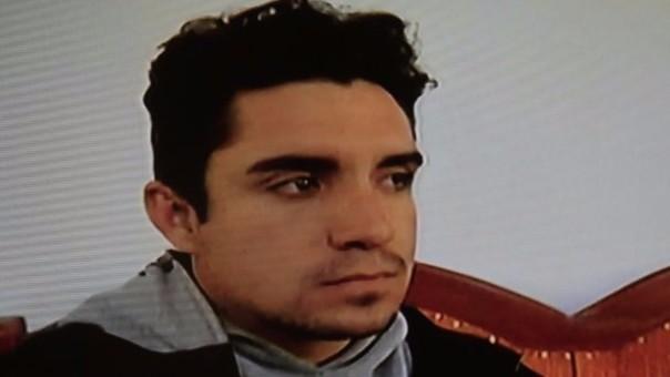 Adriano Pozo, agresor de Cindy Arlette Contreras