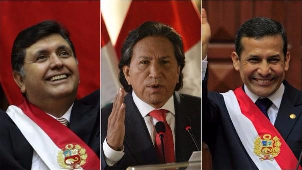 Ollanta Humala fue el que culminó con menos aprobación entre los tres últimos presidentes.