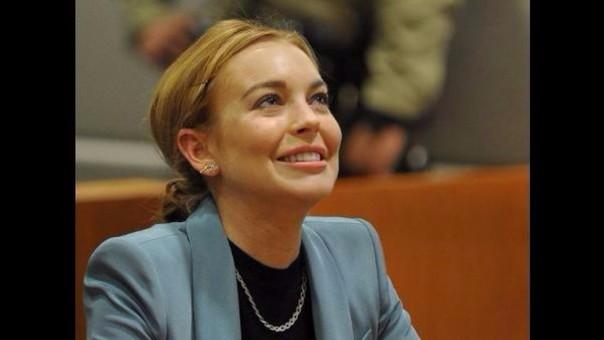 Este es un nuevo episodio de la escandalosa relación entre Lindsay Lohan y Egor Tarabasov.
