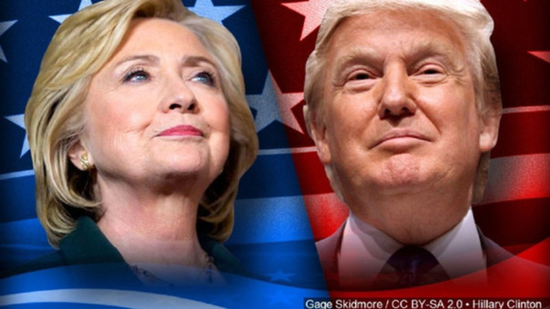 Hillary Clinton le saca 8 puntos de ventaja a Donald Trump en encuesta post convenciones