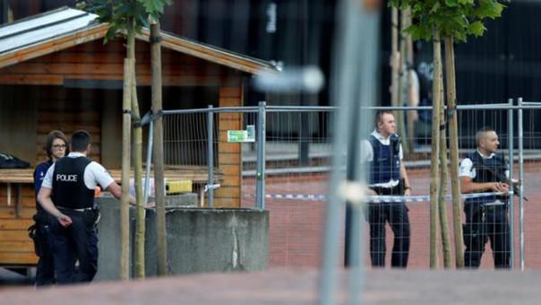 Estado Islámico dice que hombre que atacó con machete a policías en Bélgica era su soldado