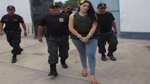 Proceso penal contra Katiuska del Castillo Muro