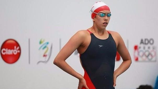 Río 2016: así fue la performance de Andrea Cedrón en natación
