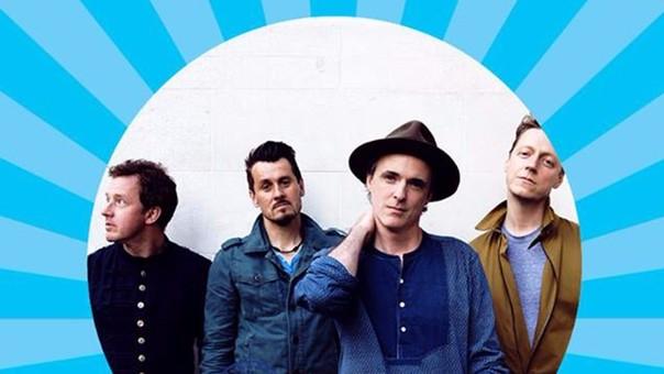 Banda escocesa llegará a Lima el próximo 3 de noviembre.