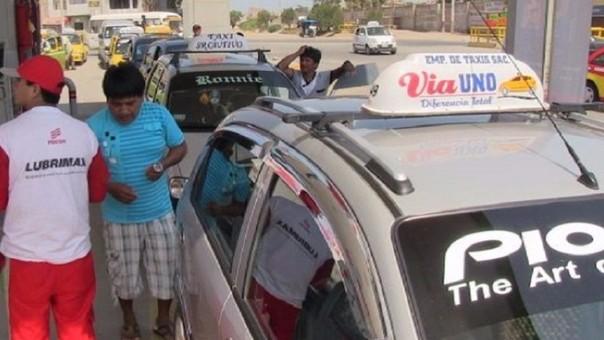 Transportistas rechazan el incremento del precio del GLP