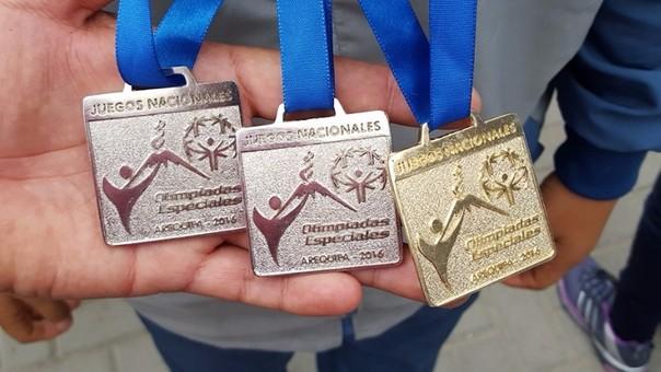 Deportistas liberteños logran 36 medallas en Olimpiadas Especiales