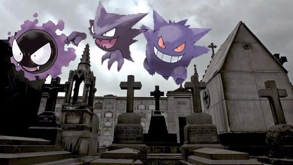 Presbítero Maestro anuncia con concurso en Facebook — Pokémon Go