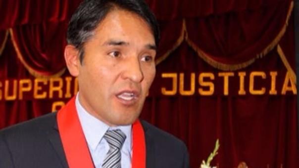 Presidente de la Corte Superior de Justicia de Puno  se solidariza con magistrados.