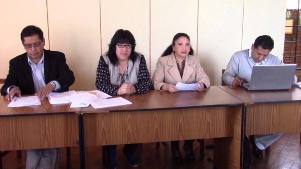 Regidores oposición Huancayo