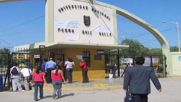 Evento de vicerrectores de investigación en la Universidad Nacional Pedro Ruiz Gallo