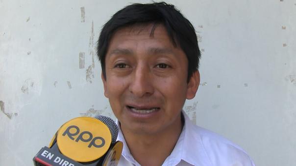 Alcalde del distrito andino de Cañaris pide apoyo