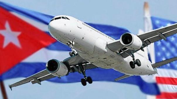 Cuba lista para la llegada del primer vuelo comercial de Estados Unidos
