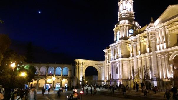 Plaza Aqp