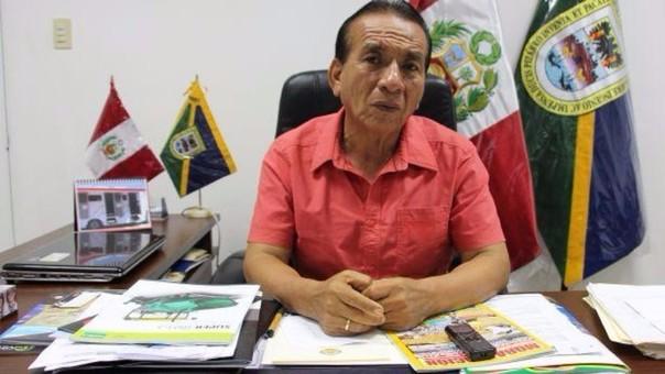 Gobernador Regional de Tumbes.