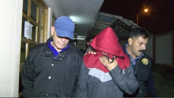 Trujillo: encarcelan a dos policías acusados de cobrar coimas
