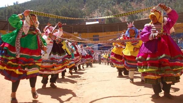 Huamachuco celebra 463 años de fundación española