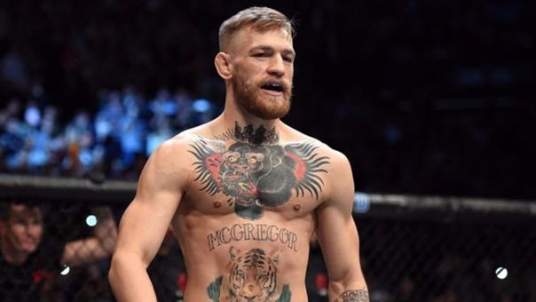 Conor McGregor afirmó que se pelearía con Cristiano Ronaldo, sería capaz de arrancarle la cabeza.
