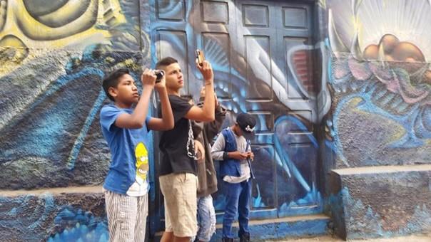 FUGAZ: recuperando el Callao Monumental con puro arte