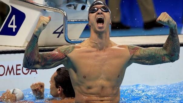 Resultado de imagen para Anthony Ervin medalla de oro