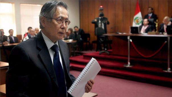 Alberto Fujimori fue absuelto de la condena de ocho años que pesaba sobre él.