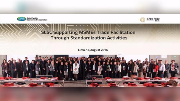 Las economías participantes de APEC compartieron sus experiencias en el desarrollo de programas de impulso a las micro, pequeñas y medianas empresas