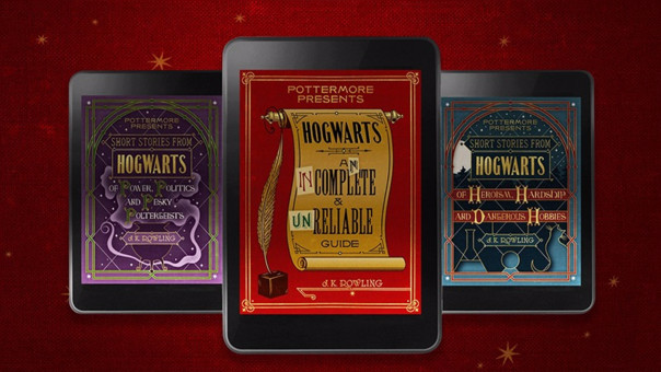 Harry Potter: los tres nuevos libros del universo creado por J.K. Rowling